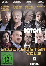 2 DVDs * TATORT - BLOCKBUSTER VOL. 2 # NEU OVP &