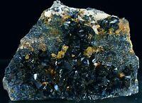RARE LARGE LAZULITE Investment value Crystals Fine Mineral Specimen Yukon Canada