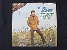 TOM JONES GREEN GREEN GRASS OF HOME 1967 12 VINYL 33RPM LONDON RECORDS PAS71009