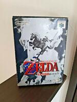 The Legend of ZELDA Ocarina of Time Nintendo 64 N64 japan version fast shipping