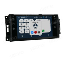 """7""""Android 10.0 2+64G Car GPS Radio Stereo for Jeep Grand Cherokee Dodge Chrysler"""