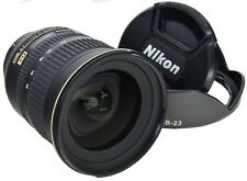Nikon AF-S 12-24mm 4.0 IF G DX === Nuovo di zecca ED ===