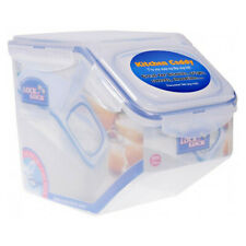 Lock & Lock 5L Easy Pour Rice Case Sweets/Snacks Storage Plastic Container