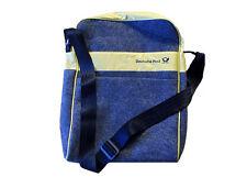 Deutsche Post Filz Posthorn Umhängetasche DHL Tasche Messenger Bag