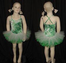 Winter Wonderland Dance Costume Christmas Ballet Tutu Child Small New