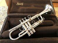 BACH STRADIVARIUS Model 229H C-Trumpet, 23R reverse leadpipe, ca. 1992