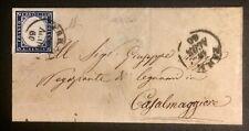 Sardegna 20 Cent 18/8/1860 Parma Governo Provvisorio Sigla Diena Mignon Qualita