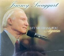 Jimmy Swaggart - Let Me Thank You Again CD Jim Records 2008 Factory