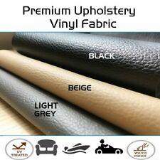 Upholstery Vinyl FauxLeather infrared / Uv Blocking Replace Shedding or Old