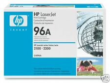 TONER HP NOIR C4096a NEUF + 50% OFFERT ! / c4096 96a 96