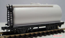 Peco KNR-50 - 15ft Wheel Base Tank Wagon 'N' Gauge - WAGON KIT - Tracked 48 Post