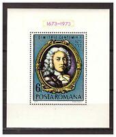 39051) Rumania 1973 MNH Cantemir S/S