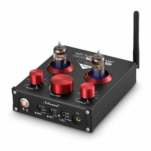 Nobsound P1 PRO HiFi vacuum tube preamplifier Bluetooth 5.0 USB from Japan