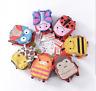 Kids Cartoon Animal Backpack Toddler Reins Insulated School Lunch Bag Nursery UK