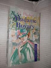 MADAME BOVARY G Flaubert Acquerelli 1998 libro romanzo narrativa racconto storia