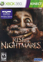 Rise of Nightmares (Kinect) New Xbox360