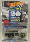 Hot Wheels 20th Nationals/Convention DINNER 64 GMC Panel Truck w/Sticker /4000