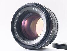 <NEAR MINT+> Pentax SMC Takumar 50mm f/1.4 Manual Lens For M42 Mount Japan 2740