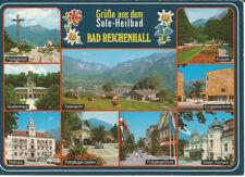 AK (0045M) Deutschland (Bayern) Bad Reichenhall -Sole Heibad-Kuort-Alpenregion-