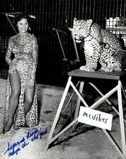 "Suzanne Lloyd ""The Twilight Zone"" Autographed Signed 8x10 Photo Coa #6 as ""Maya"""