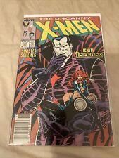 New listing Uncanny X-Men #239 (Marvel 1988) 1St Mr. Sinister🔑 Newsstand