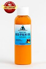 """PALM OIL EXTRA VIRGIN """"RED"""" ORGANIC by H&B Oils Center COLD PRESSED PURE 2 OZ"""