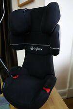 Cybex Solution Autositz Gruppe 2/3 (15-36 kg) ohne Isofix schwarz/schwarz