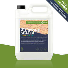 Stonecare4u Essential All Stone Sealer COLOUR BOOST 5L - Durable outdoor sealer