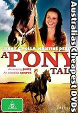 A Pony Tale DVD NEW, FREE POSTAGE WITHIN AUSTRALIA REGION 4