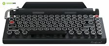 Qwerkywriter Typewriter Wireless Mechanical Keyboard with Integrated Tablet Stan