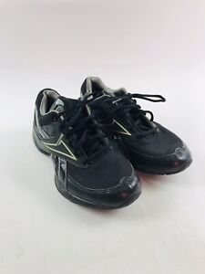 Reebok Womens Easy Tone Play Dry 11-J16469 Size 8 Black  Running Shoes