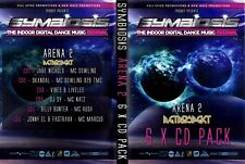 SYMBIOSIS-BOUNCE-HARDCORE- OLDSKOOL-DONCASTER DOME-CD PACK