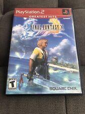 Final Fantasy X (PlayStation 2, 2001)