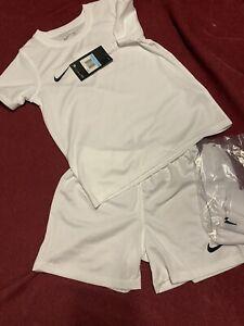 Training Suit Set  Nike LK   Dry Park   AH5487 100 white M 110-116 cm Jearsey K