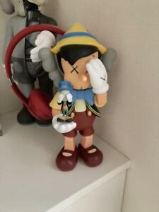 Kaws Pinocchio Standing Figure 27cm head hands feet Movable