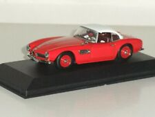 1:43 Minichamps 22530 BMW 507 Cabrio with Hard Top 1956 - Red
