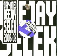 "AFX ORPHANED DEEJAY SELEX 2006-08 VINILE EP 12"" NUOVO SIGILLATO !!"