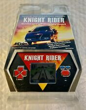 Knight Rider Handheld Electronic Video Game by Akklaim 1989 New Sealed
