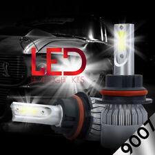 XENTEC LED HID Headlight Conversion kit 9007 HB5 6000K for 2005-2007 Ford Focus
