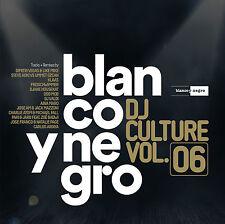 BLANCO Y NEGRO DJ CULTURE Vol.6 -2CD