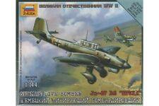ZVEZDA 6123 1/144 Junkers Ju 87B-2 Stuka German Dive Bomber