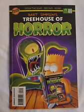 Bart Simpson's Treehouse of Horror #2 Bongo Comics NM 1996 Halloween Issue Rare