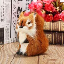 Home Decor Soft Mini Realistic Gift Ornament Simulation Squirrel Toy Hairy