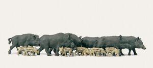Merten 0215028 H0 Wildschweine #NEU in OVP