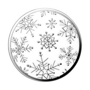 Popsockets PopGrip (Gen2) - Enamel Snow Metal