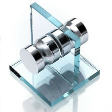 30mm Aluminium Handle Knob For Shower Glass Door Home Bathroom Accessory A33