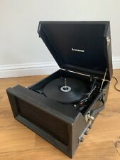 portable record player Steepleton