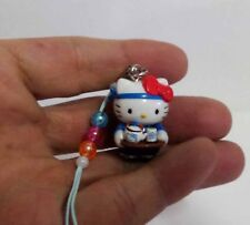 Hello Kitty Cosplay Chinese Restaurant Waitress Cell Phone Charm Mascot