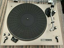 More details for tensai : (akai) record direct drive turntable / deck td 855d : spares or repair