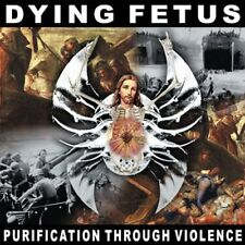 DYING FETUS - Purification Through Violence CD NEU